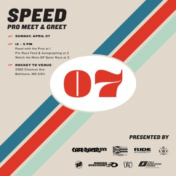 SPEED Pro Meet and Greet