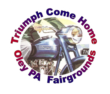 Triumph Come Home (20th Annual) @ Oley, PA Fairgrounds | Pennsylvania | United States