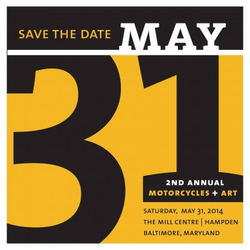 The Mufflers 2nd Annual Motorcycles + Art @ The Mill Centre in Hampden | Baltimore | Maryland | United States