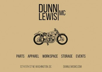 DUNN LEWIS MC | INTRO TO::Motorcycles @ DUNN LEWIS MC | Washington | District of Columbia | United States