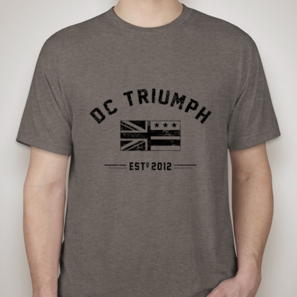 Grey Vintage DCT T-Shirt
